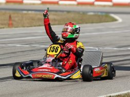 LORENZO CAMPLESE BACK TO MARANELLO KART