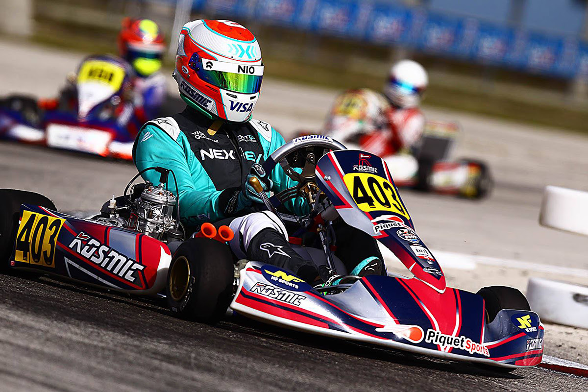 NF PIQUET SPORTS READY TO OPEN SEASON IN FLORIDA