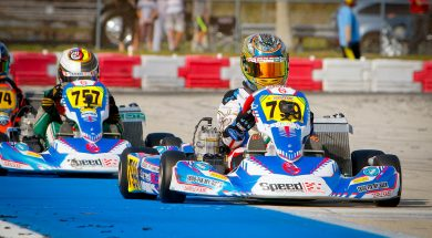 Arias Deukmejian Wins for Speed Concepts Racing at SKUSA Winter Series