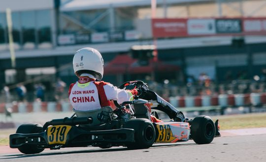BRP-Rotax Chinese Kart Product Distribution Assigned to Eric Motorsport Supply