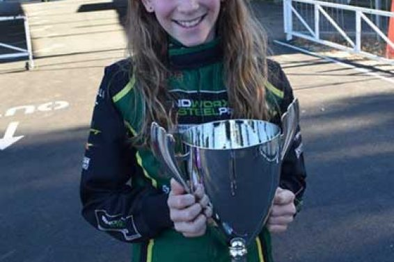 Buckley Scoops Nicole Franks Memorial at Ladies Cup