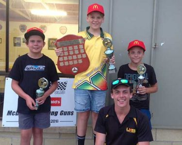 Ethan Wyllie Nails McDonald's Young Guns