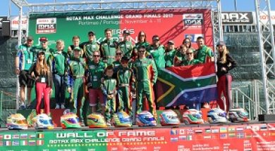 HEROIC EFFORT FROM TEAM SOUTH AFRICA IN 2017 ROTAX MAX CHALLENGE WORLD KARTING CHAMPIONSHIP