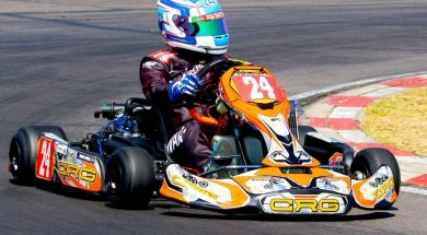 KARTING GIRLS WIN AT ZWARTKOPS