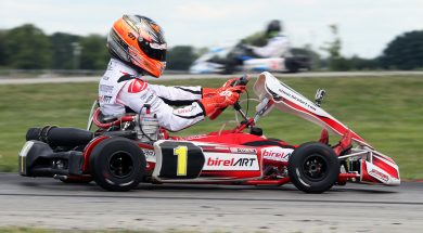Norberg Claims Top Spot in EKN TaG Driver Rankings Powered by Bell Racing USA