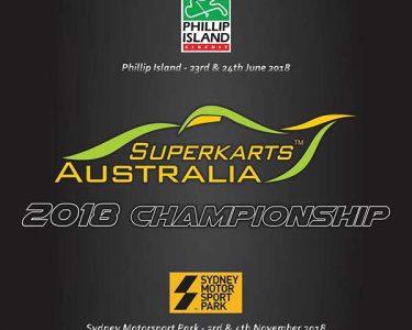 Superkarts Australia Announce National Series