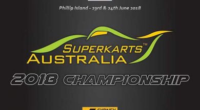 Superkarts Australia Announce National Series