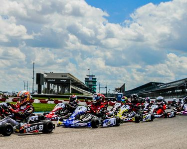 USAC Karting Adds Masters to Margay Ignite for Battle at the Brickyard