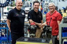 100,000th Rotax MAX Leaves The Factory