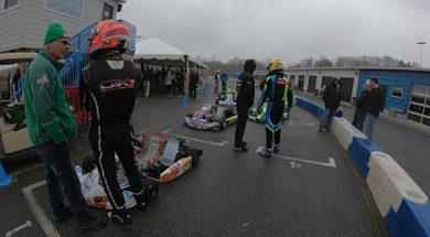 GoPro Motorplex Karting Challenge Round 1