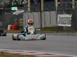 tonykart winter cup 2018