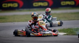 CRG, WHAT A SPECTACLE IN SARNO AT WSK!