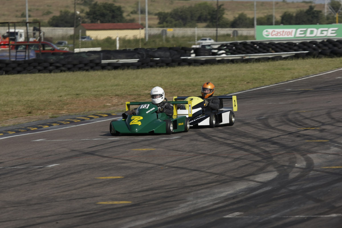 250 Superkarts Race: Kyalami 23 August 2014