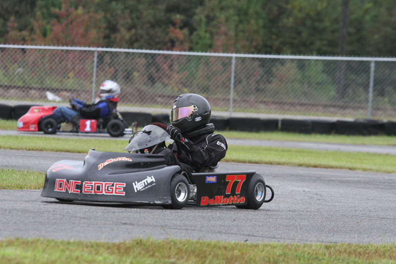 IONIC EDGE CHASSIS PAYS BIG IN  2015 WKA GOLD CUP SERIES