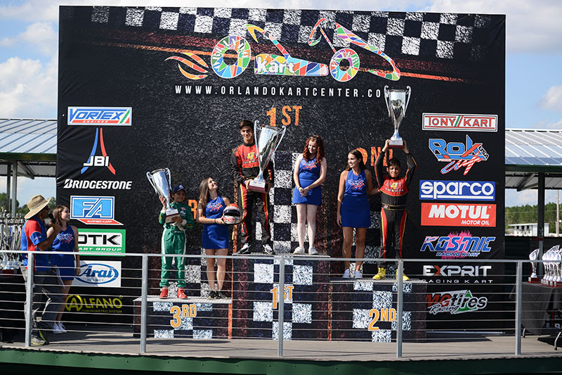 ANTHONY GANGI JR. IS THE ROK JUNIOR CHAMPION IN THE 2015 ROK CUP USA PROGRAM