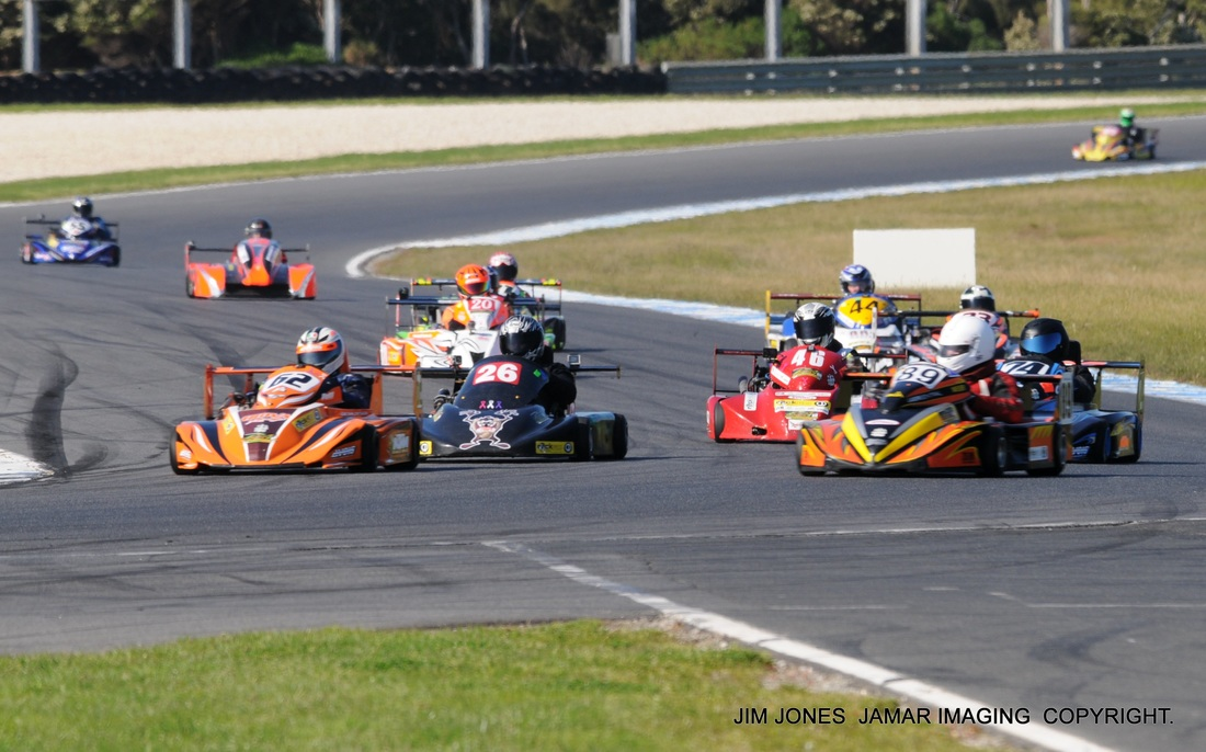 SUPERKART NATIONAL CHAMPIONSHIPS A RAGING SUCCESS - KNW