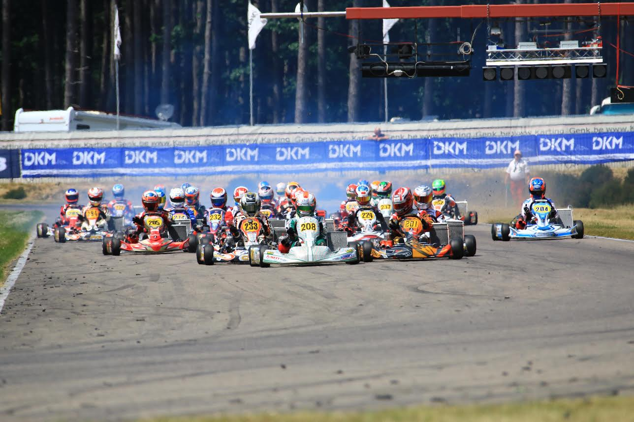 DMSB Shifterkart Cup celebrates premiere New classes at the