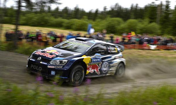 Ogier Rally GB