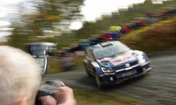 Volskwagen Motorsport Rally