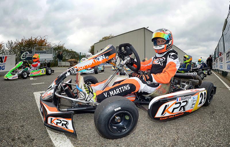 Double podium Sodi en Championnat de France Minime/Cadet