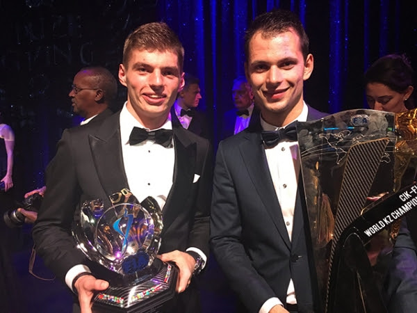 FIA AWARDED THE STRONGEST PAIRING IN THE WORLD MADE BY CRG