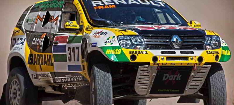 Renault Duster Dakar Team 2016