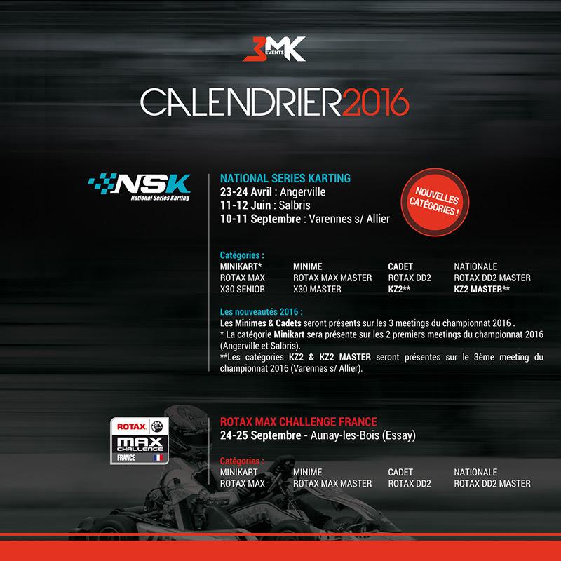3mk events calendar 2016