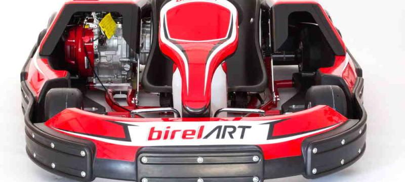 Birel ART launch new rental kart range