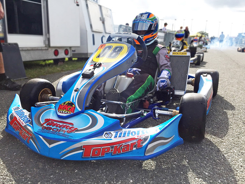 TOP KART USA BEGINS THE SEASON IN GOOD FORM