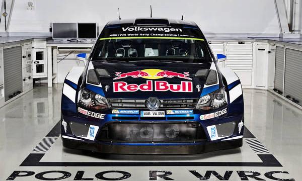 WRC Volkswagen Polo R 2016