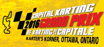 Capital cup series 2016 Grand Prix at karter's Korner
