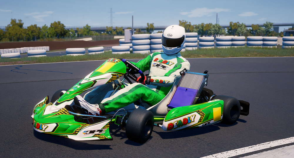 DeadlyKartKZ2 kartkraft