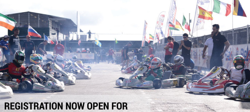 Registration is now open for ROK Cup USA Florida