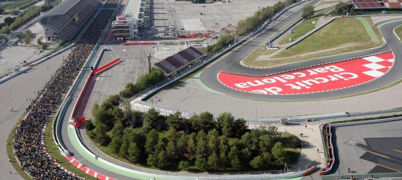F1 Circuit de Barcelona-Catalunya