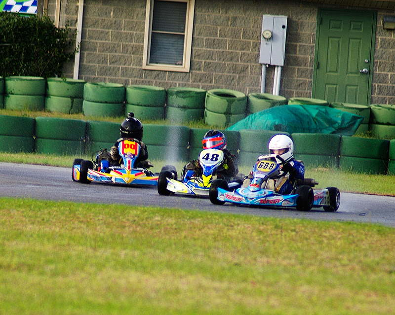 Trull, Towles set pace at inaugural AKRA American Sprint Cup event