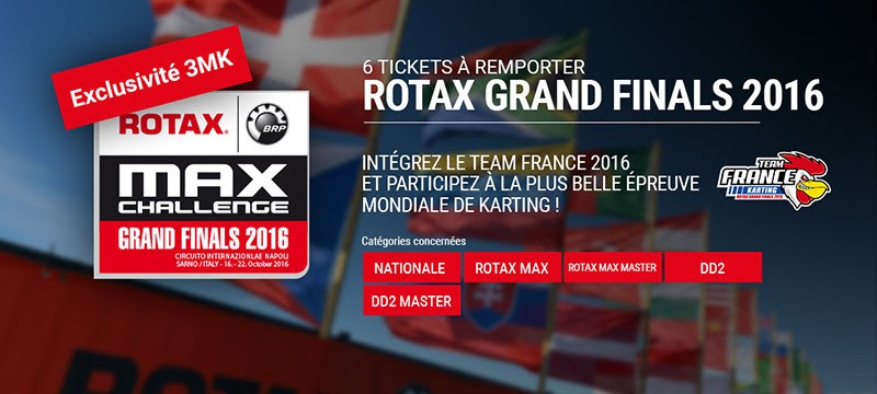 Rotax grand finals frnace tickets