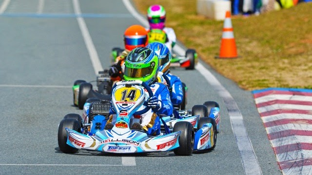 TOP KART USA CONTINUES TO IMPRESS IN WKA COMPETITION