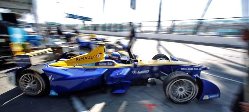 2016 – FIA Formula E Faraday Future Long Beach ePrix Nico Prost