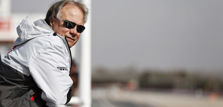 Getting to know Gene Haas