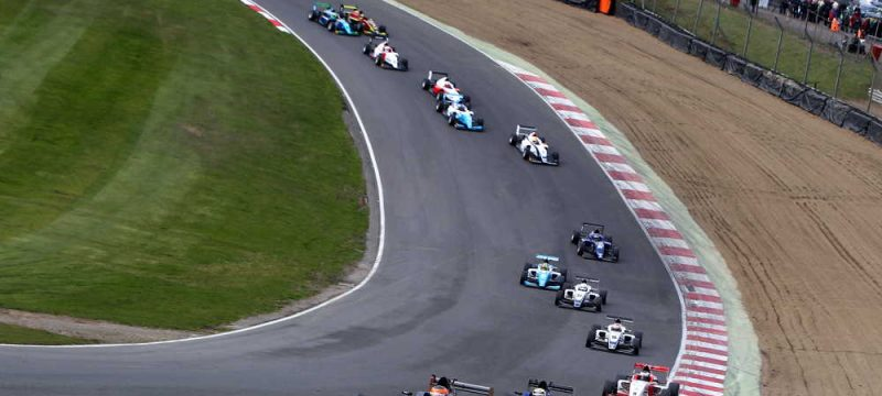 Rockingham the next challenge for British F3 grid as title battle heats up