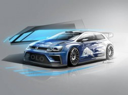 The Volkswagen for a new era of rallying development of the 2017 Polo R WRC enters crucial phase