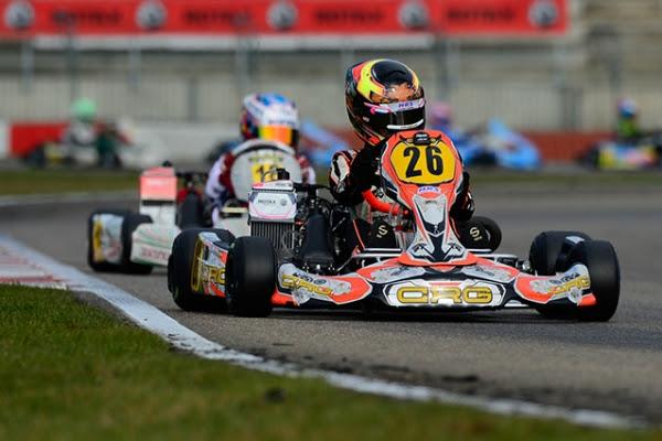 Kilian Meyer, Rotax Junior, DSM Motorsport CRG