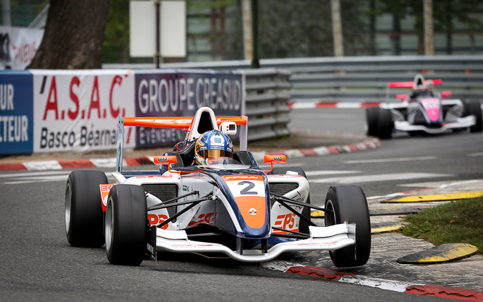 No reward at Pau for Hugo Chevalier