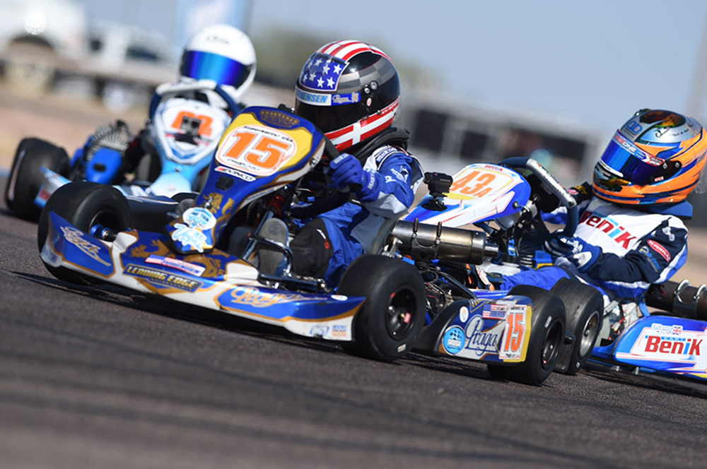 LEADING EDGE MOTORSPORTS CLOSES OUT FIRST QUARTER OF 2016 WITH SUCCESS