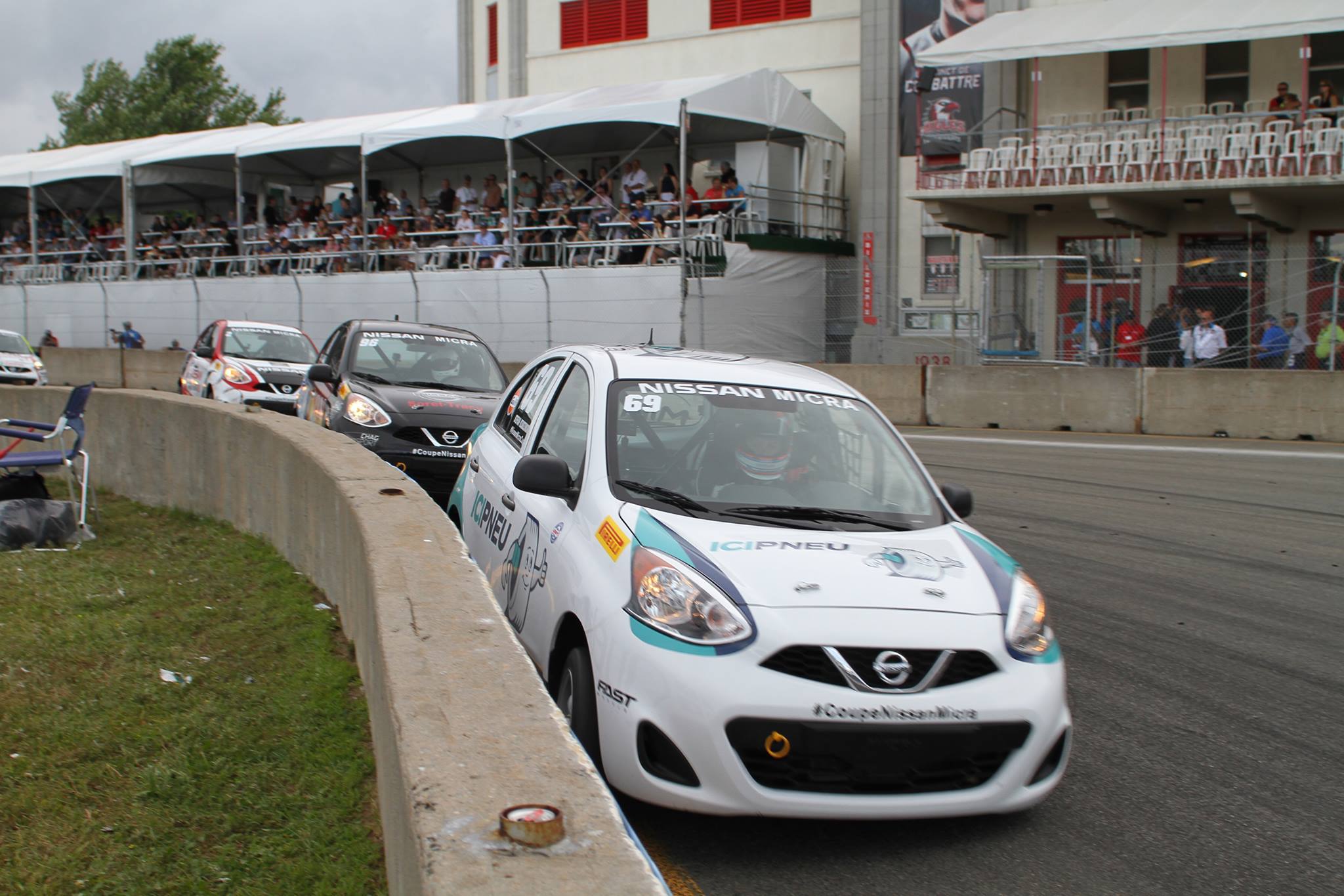 Live stream of the 2 nd Micra Cup race