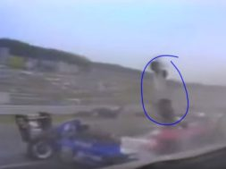 Compilation of the worst single seater Crashes Volume 1