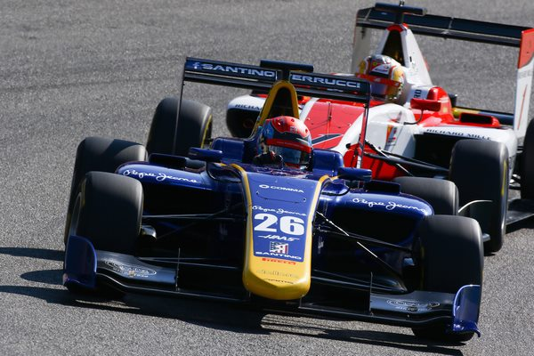 DAMS takes first GP3 Series victory at Hockenheim