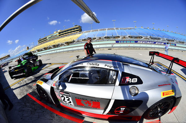M1 GT Racing and Audi Are Victorious at Miami 500