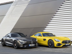 Mercedes-AMG on 50th anniversary
