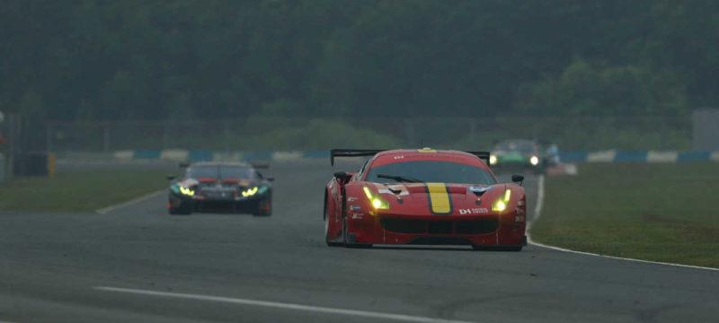 Asian Le Mans Series – Five Ferrari 488 GT3 on track in Buriram